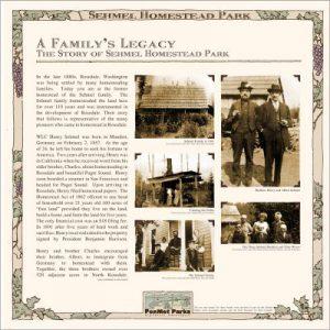 Sehmel Homestead Park History