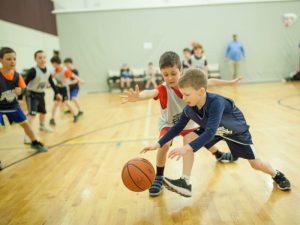 PenMet Parks Basketball