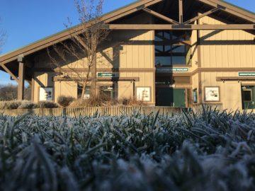 Sehmel Homestead Park Pavilion
