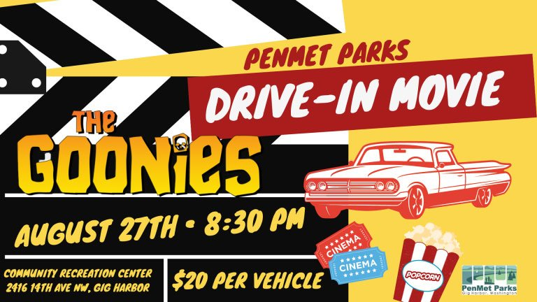 Drive-In: The Goonies