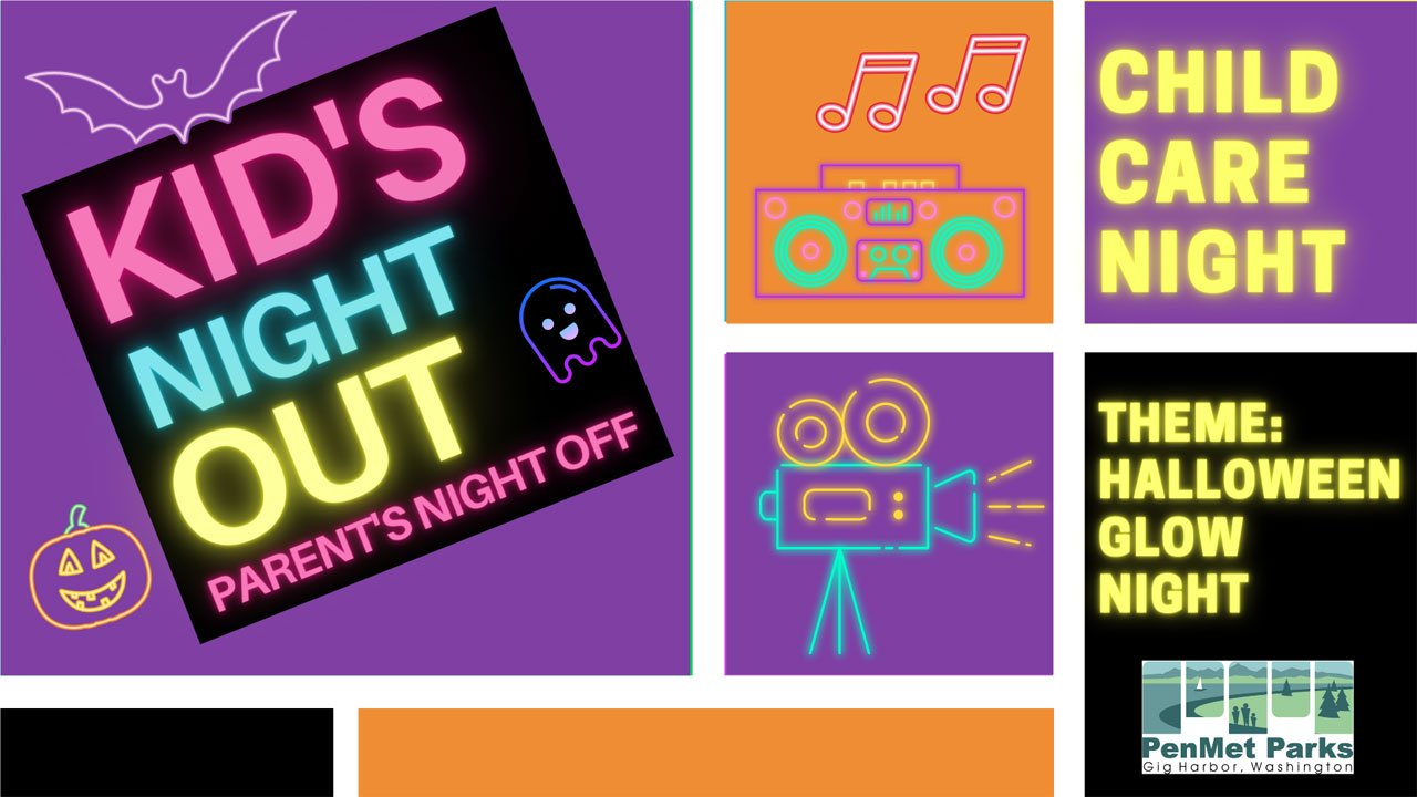 Kids Night Out Oct 2020
