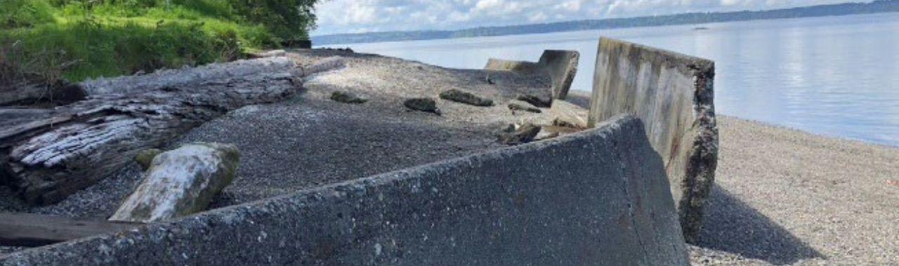 Public Meeting: Tacoma Demolay Sandspit Nature Preserve Shoreline Restoration