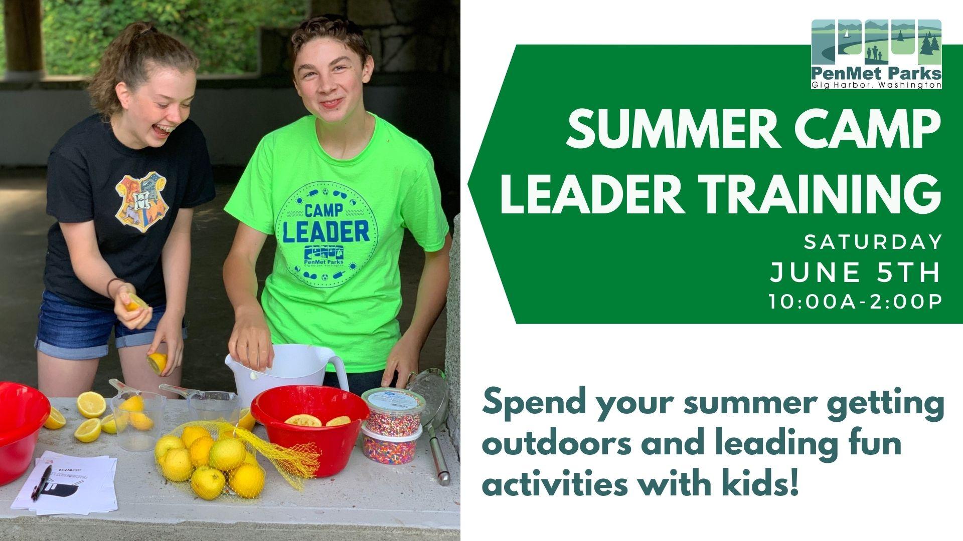 Summer Camp Leader