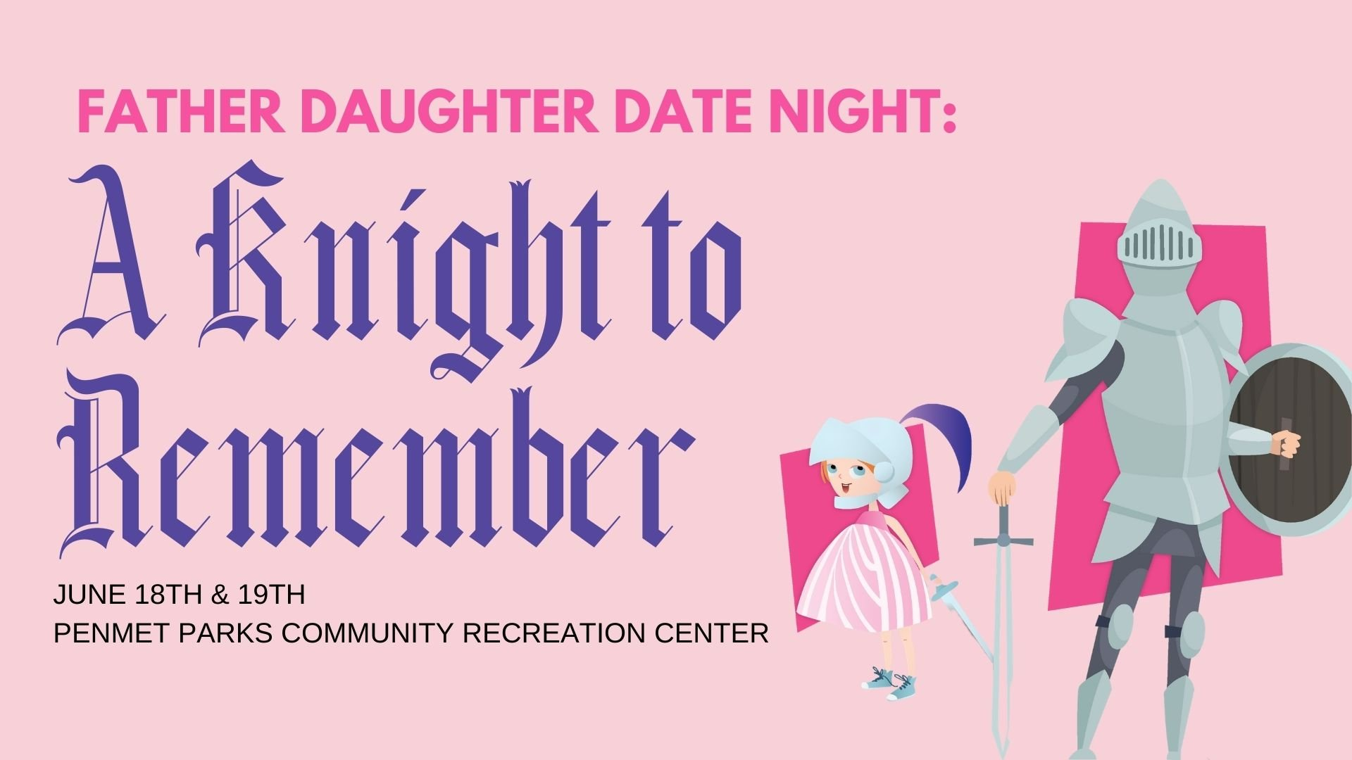 Father Daughter Night 2021