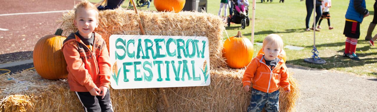 Scarecrow Web Banner